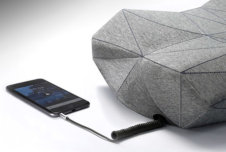The Ergonomic Sound Pillow