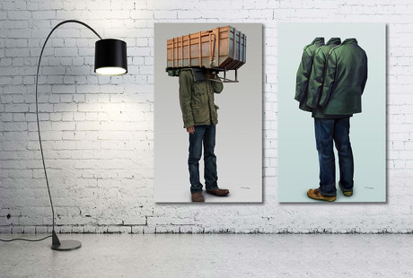Surreal Composite Art Prints
