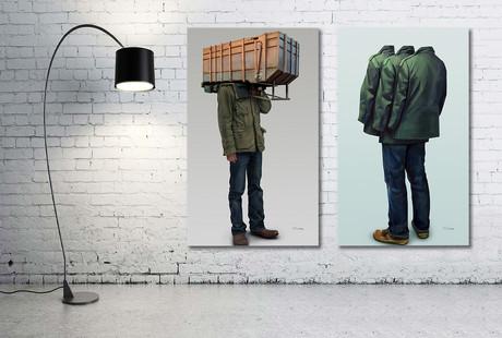 Surreal Composite Art Prints