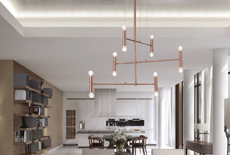 Elevated LED Lighting