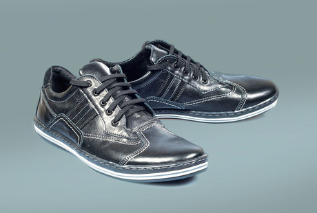 Sophisticated Dress Shoes + Sneakers