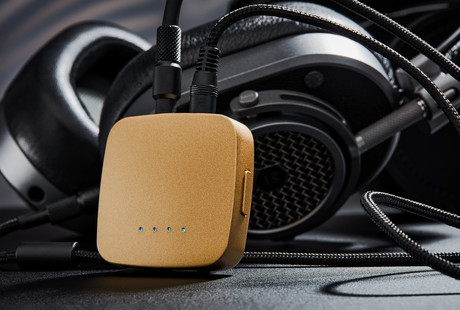 The Portable Headphone Amplifier