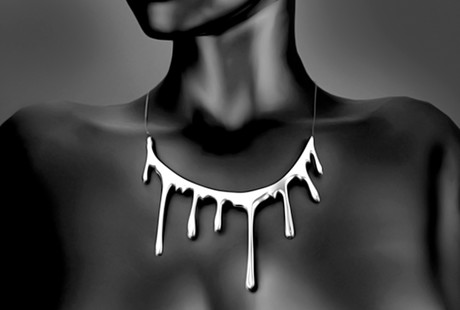 Macabre Metal Jewelry