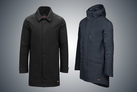 Rain Jackets + Outerwear