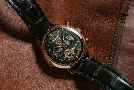 Stunning Heritage Timepieces