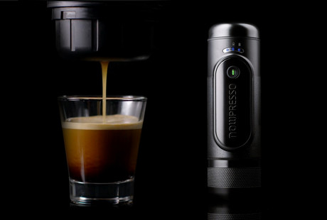 The Travel Espresso Machine