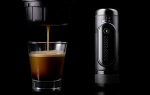 The Travel Espresso Machine