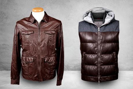 Luxury Leather Jackets