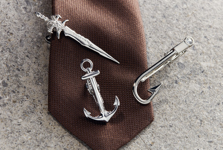 Classic Tie Clips