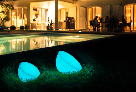 Ambiance Enhancing LED Lamps