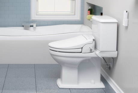 High-Tech Bidet Seats