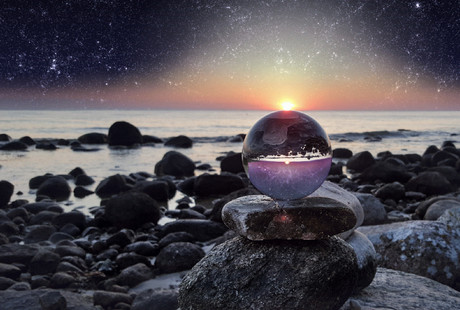 The Universe in A Sphere