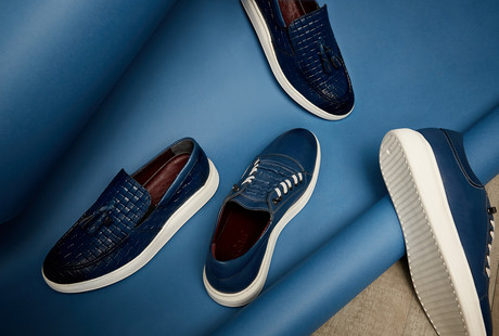 Refined Dress Shoes + Sneakers