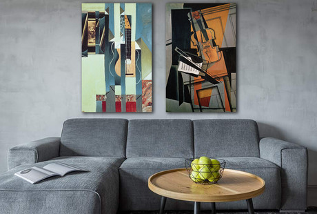 Iconic Cubist Prints