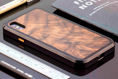 Custom Wood iPhone Cases