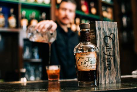 Premium Blue Agave Tequila