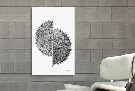 Black + White Art Prints