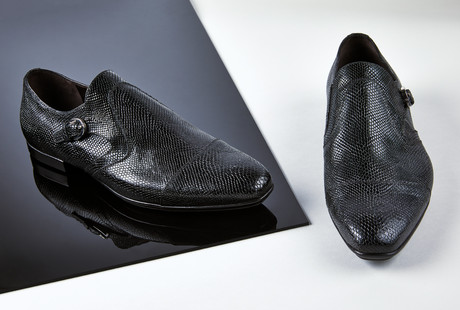 Refined Dress Shoes + Bold Sneakers