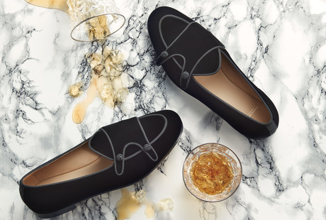 Bold, Versatile Footwear