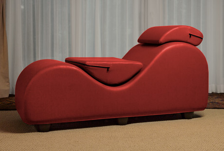 Elegantly Curved Love Loungers