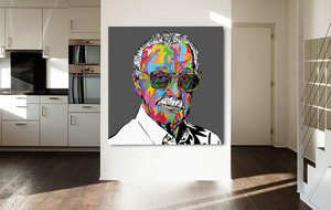Lively + Colorful Canvas Prints
