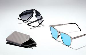 Super-Thin Folding Sunglasses