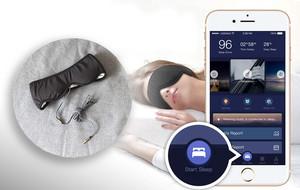 The Headphone Sleep Mask