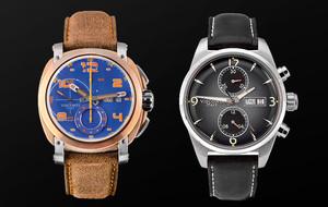 Daring Italian Timepieces