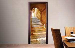 Dramatic Door Decals