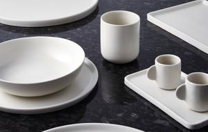 Elevated Porcelain Tableware