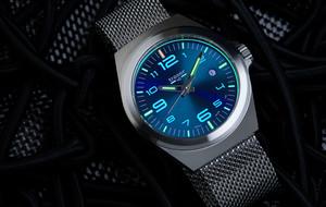 Tritium Illuminated Military Watches