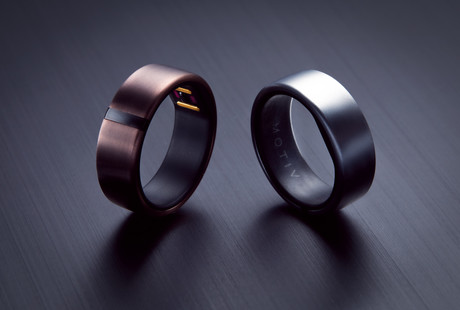 The Fitness + Sleep Tracking Ring