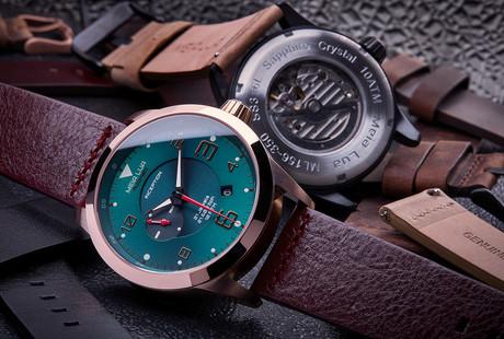 Lunar Inspired Timepieces