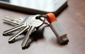 The Tiny Key Ring Charger