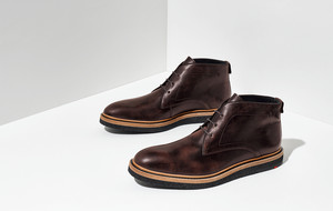 German-Engineered Leather Shoes