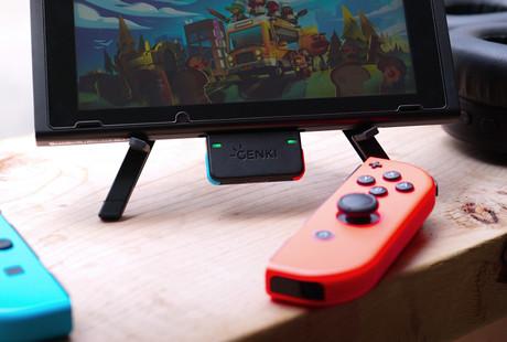 Bluetooth Audio For Nintendo Switch