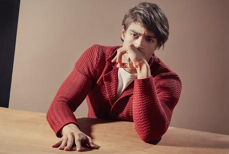 Wool Jackets & Sweaters