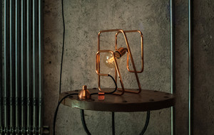 Copper Pipe Lights