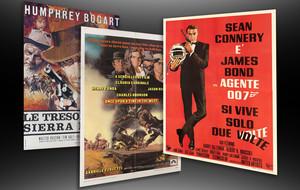 Rare International Movie Posters