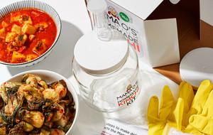 DIY Vegan Kimchi Kit