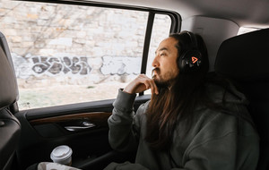 LED Bluetooth Headphones