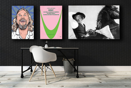 Hysterical Canvas Prints