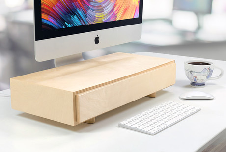One-of-A-Kind Computer Stands