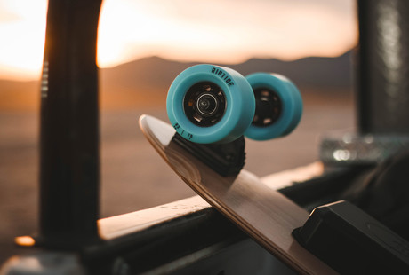 Upgraded Electric Skateboards