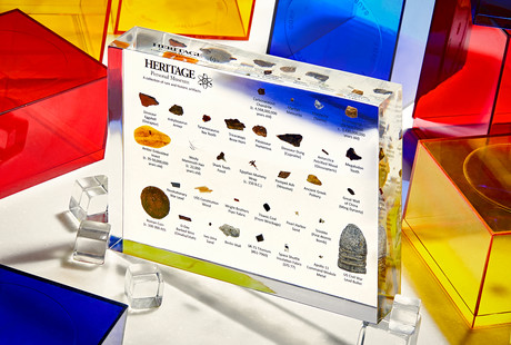 Rare Specimens & Artifacts