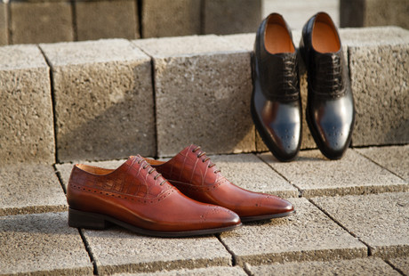 Understated Dress Shoes