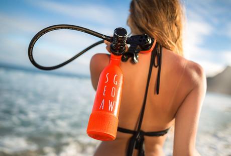 Underwater Breathing System