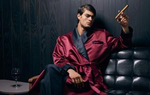 Smoking Jackets & Robes