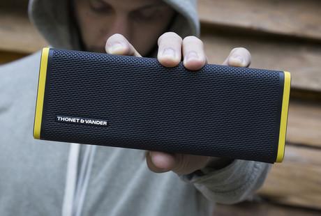 The Frei Portable Speaker