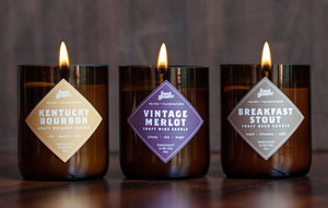 Craft Brew Candles
